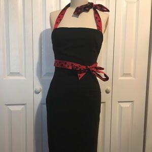 Pinup dress.